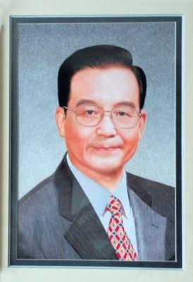 湘绣图片之人民的总理