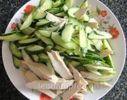 广灵五香豆腐干的做法