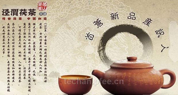 陕西苍山茶业有限责任公司
