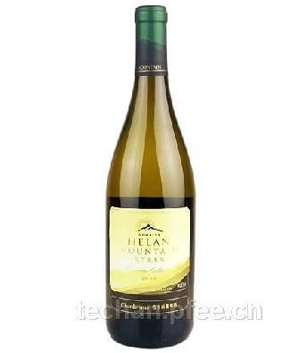 贺兰山美域特选系列葡萄酒