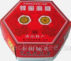 450g普通盒唐山新新蜂蜜麻糖